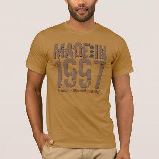 Im Jahre 1997 gemacht oder irgendein T-Shirt