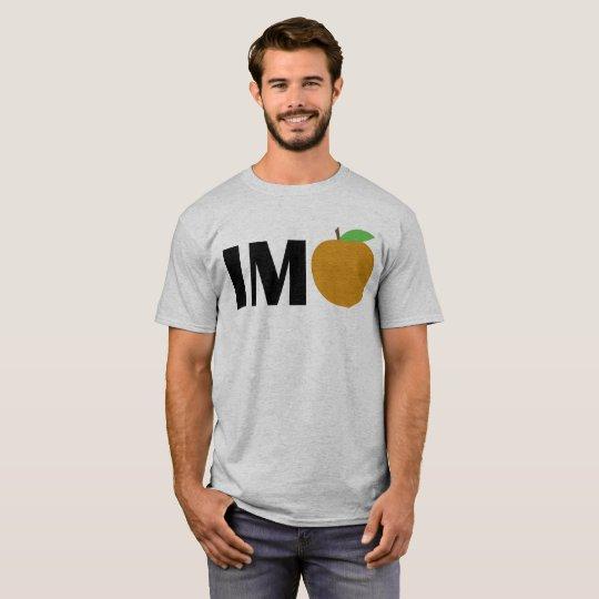 IM Pfirsich T-Shirt