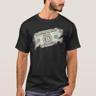 Im satoshi vertrauen wir T-Shirt