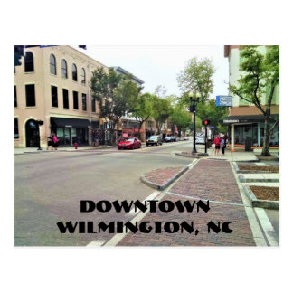 Im Stadtzentrum gelegene Wilmington-North Postkarte