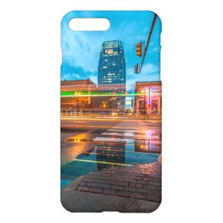 Im Stadtzentrum gelegenes Broadway iPhone 8 Plus/7 Plus Hülle