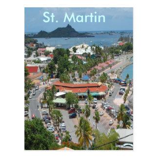 Im Stadtzentrum gelegenes St Martin Postkarte