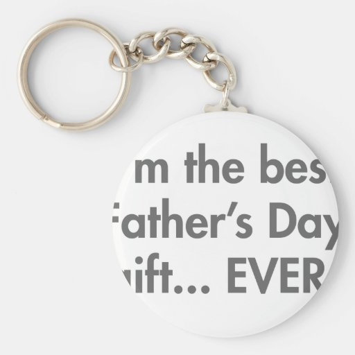 Im-the-best-fathers-day-gift-fut-gray.png Schlüsselband