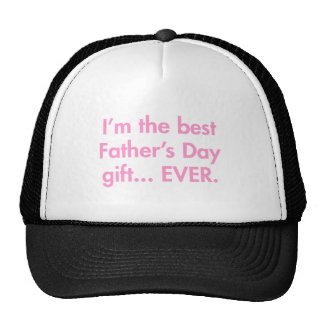 Im-the-best-fathers-day-gift-fut-pink.png Kult Cap