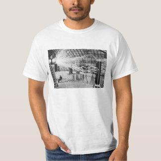 Image de l'électricité de laboratoire de Nikola T-shirt
