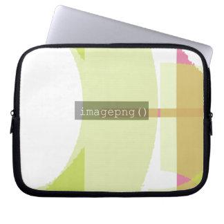 imagepng () Code-Entwurf 2 auf Laptop-Hülse Laptopschutzhülle
