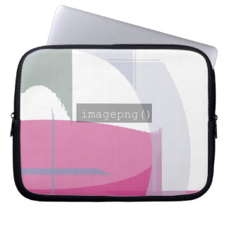 imagepng () Code-Entwurf 3 auf Laptop-Hülse Laptop Sleeve