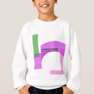 imagettftext () Code-Entwurf 3 Sweatshirt