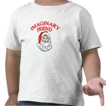 Imaginärer Freund Weihnachtsmann