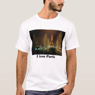 IMG4, j'aime Paris T-shirt