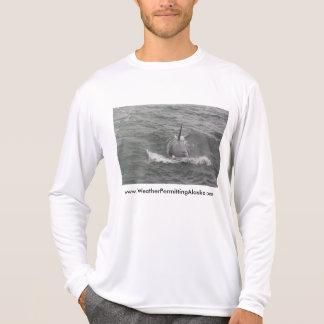 IMG_0497, www.WeatherPermittingAlaska.com T-Shirt