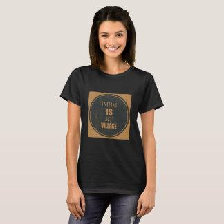 IMHM ist MEIN Dorf T-Shirt