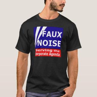 Imitat-Geräusche, welche die T-Shirt