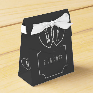 Imitat-Tafel-Hochzeits-ineinander Geschenkschachtel