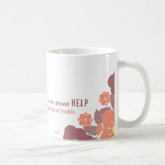Immer anwesende Hilfe Kaffeetasse