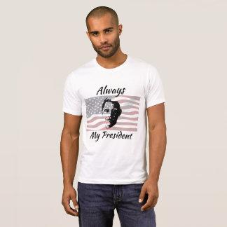 Immer mein amerikanische Flaggen-Shirt T-Shirt