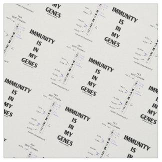 Immunität ist in meinem Gen-Immunologie-Chromosom Stoff
