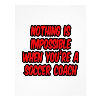 Impossible n'est pas français… entraîneur du footb tract