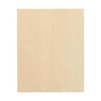Impression Sur Bois Toile faite sur commande en bois 8x10
