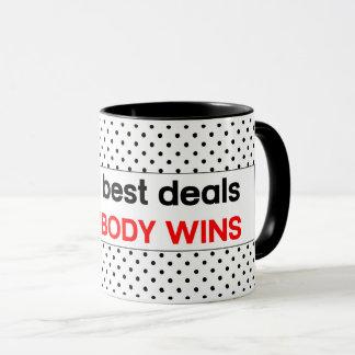 In den besten Abkommen gewinnt jeder Tasse