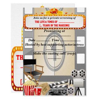 In den Filmen - Einladung