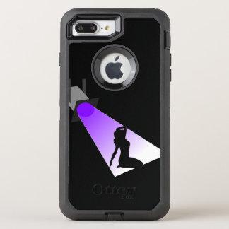 In der Dunkelheit Otterbox Fall OtterBox Defender iPhone 8 Plus/7 Plus Hülle