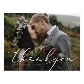 In der Liebe danke Postkarte