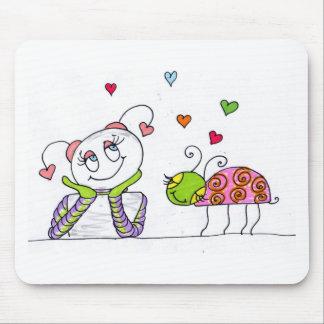 In der Liebe Mauspad