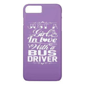 In der Liebe mit einem Bustreiber iPhone 8 Plus/7 Plus Hülle
