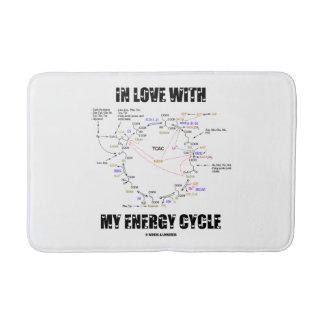 In der Liebe mit meinem Energie-Zyklus Krebs Badematte