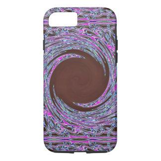 In der rosa Colorfoil Bandanna iPhone 7 Hülle