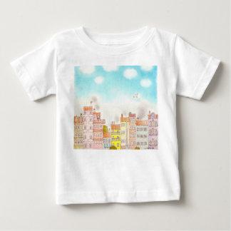 In der Stadt Baby T-shirt
