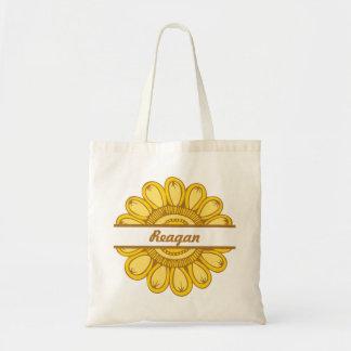 In der volle Blüte-personalisierten kleinen Tasche