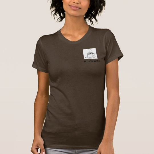 in Java-Modus T-Shirt