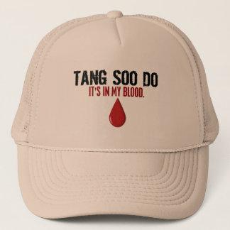 In meinem Blut TANG SOO TUN Sie Truckerkappe
