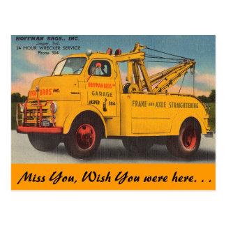 Indiana, 24 Stunden-Service, Jaspis Postkarte