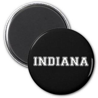 Indiana Runder Magnet 5,1 Cm