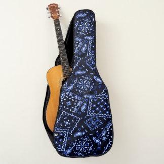 Indie Bandanna-Bonsais-Gewohnheit Pro Gitarrentasche