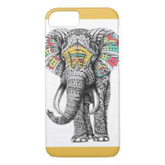 Indie Elefant iPhone 8/7 Hülle