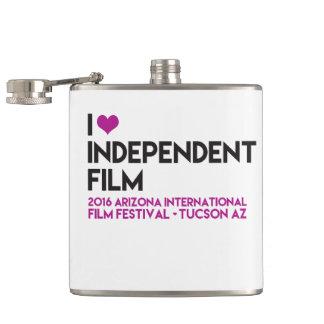 Indie Flasche Flachmann