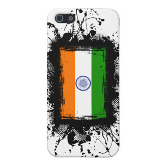 Indien-Flagge iPhone 5 Cover