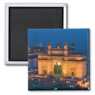 INDIEN, Mumbai (Bombay): Zugang von Indien/ Quadratischer Magnet