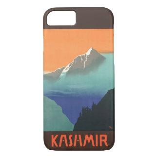 Indien-Reise-Plakattelefon-Hüllen iPhone 8/7 Hülle