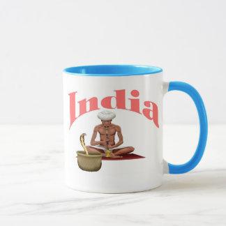 Indien-Reise-Shirt Tasse