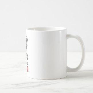 INDIEN - Siegel/Emblem/Blazon/Wappen Kaffeetasse
