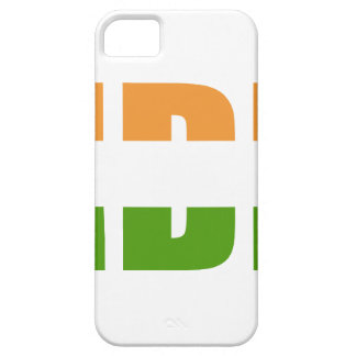 INDIEN-Text-Flagge Hülle Fürs iPhone 5