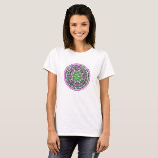 Indigo-Mandala T-Shirt