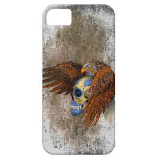 indischer Adlerzuckerschädel-Telefon-gebürtiger iPhone 5 Cover