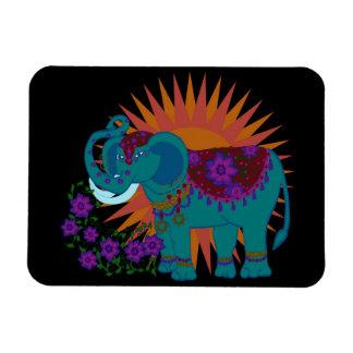 Indischer Elefant-Magnet Magnet