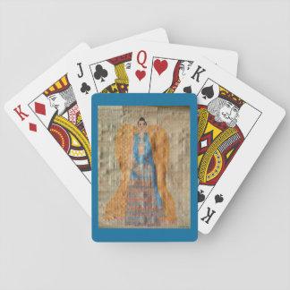 Indischer Engel Spielkarten